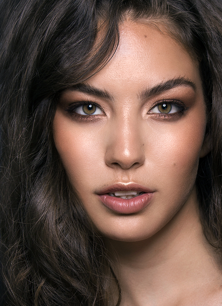 Model Dimitra Lyras of Devojka Models